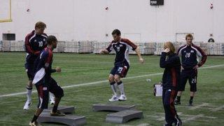 Scarisbrick Hall FC Training (15/7/15)