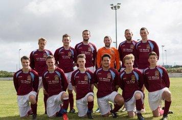 Scarisbrick Hall FC Team 2014-15