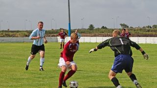 17.8.14 Scarisbrick Hall 8 - 0 The Freshy FC (Friendly)
