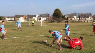 15.2.15 - Scarisbrick Hall FC v Ventura FC (Pictures courtsey of Bryan Langley)