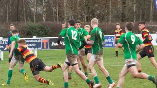 Harrogate Colts v Wharfedale Jan 15 2017