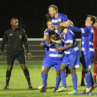 Epsom & Ewell beat league leaders South Park away