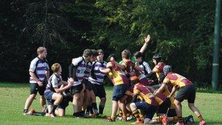 Academy V Woodford RFC