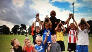 Eagles U7s announce 8 new signings for 2014/15