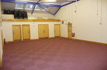 Main training / meeting room