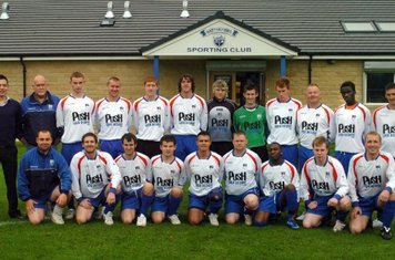 Open Age players in new kit