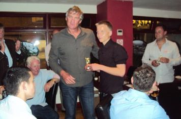 Young Player of the Year - Shaun
