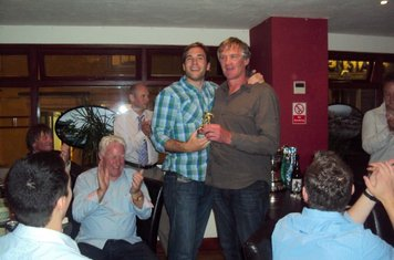 Most Improved - Ruud