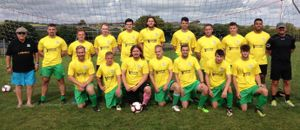 Lodds Bow Out of the Devon Senior Cup