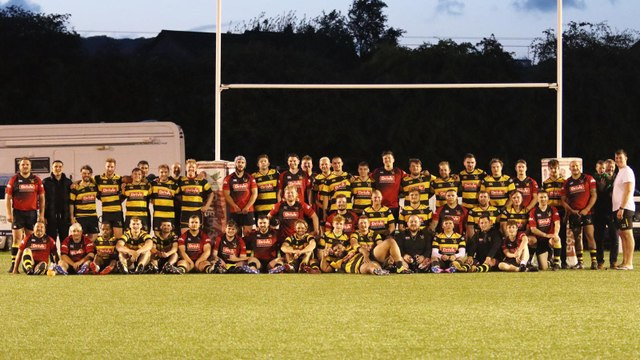 Hornets Reach The Combination Cup Final