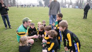 U7s at St Patrick's Day and Reading Abbey