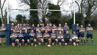 Westcombe Park Gents and Dartfordians IV saved the game of rugby!
