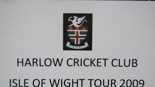 Isle Wight Cricket Tour 2009