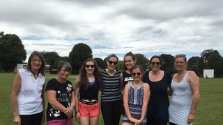 Ladies Cricket and Prosecco Day