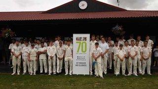 Harlow is 70 Invitation Cricket Tournament