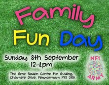 Pride supporting fun day for great cause