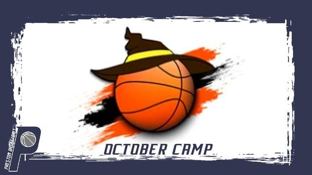 October Half Term Camp announced