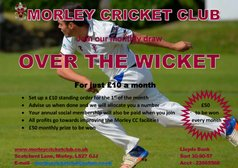 Over The Wicket Draw - Latest Winner