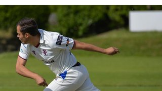 Dowse bowls Morley to the top