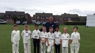U9s in the limelight