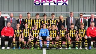 Harlow Town Youth Teams 2013/14 by Heather Square