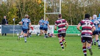 4 Nov 17 Cleve RFC v Newbury RFC