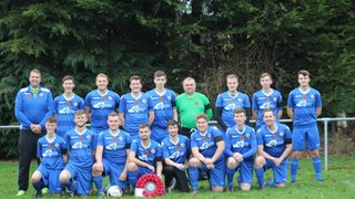 Reserves v Llanfyllin Res