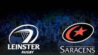 European Rugby Cup Final 5pm K.O.