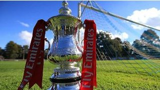 FA Cup - First Qualifying Round Draw