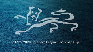 Southern Football League Challenge Cup First Round