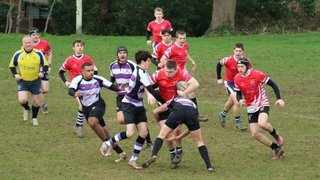 MK Colts-3CBBs just edge out Woodford