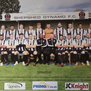 Heather St Johns 4 Shepshed Dynamo 2