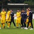 Soham Town Rangers 0 Shepshed Dynamo 2