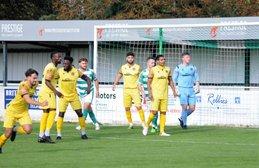 Soham Town Rangers 1 Shepshed Dynamo 0