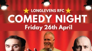 Comedy Night at Longlevens RFC