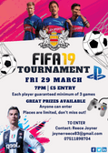 FIFA19 Tournament with Top Prizes