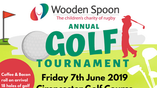 Wooden Spoon Annual Golf Tournament Friday 7th June 2019
