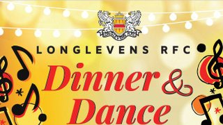 Dinner and Dance Fri 3rd May