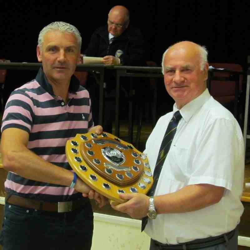 Duchy AGM SportingAward Winners