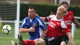 Pre-Season Friendly - Knaresborough Town 1:3 Harrogate Railway - 29-07-2017