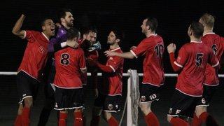 Knaresborough dig deep to beat Maltby Main on Penalties