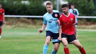 Knaresborough Town 0:1 North Shields - Pre-Season Friendly - 21-07-2018 - Attd 137