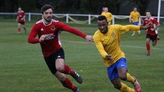 Knaresborough Town 3:2 Albion Sports - Toolstation NCEL Premier Division - 03-11-2018 - Attd 150