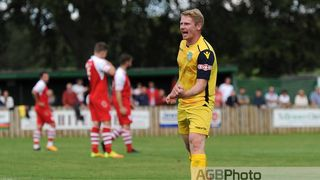 Report: Wills' FA Cup Screamer Wins it