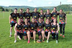 STS - Stirling - Black Adder Touch On Tour