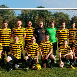 Scorpion United FC 0 - 5 Beeston Hornets