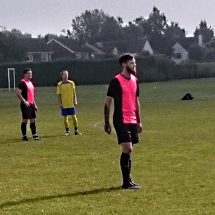 Beeston Hornets 2 - 4 FC Galaxy
