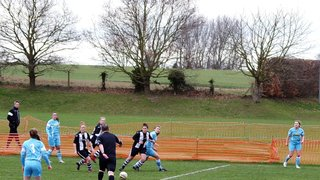 Acle United Ladies v Cambridge City
