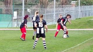 Acle United Ladies v Brentwood Town