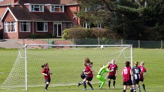 Acle United Ladies v Histon